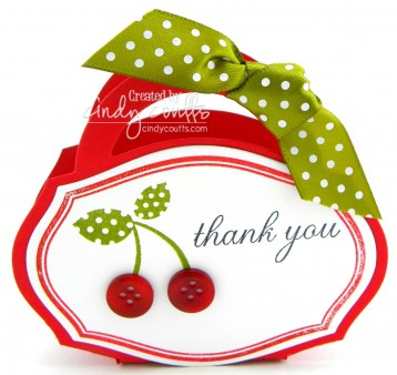 Cherry Thank You Gift Treat Box 2