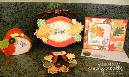 Autumn Home Decor Set