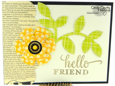 Hello Friend Card 2