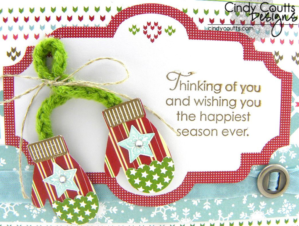 Christmas Mittens Image