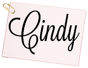 Cindy B Designs Signature